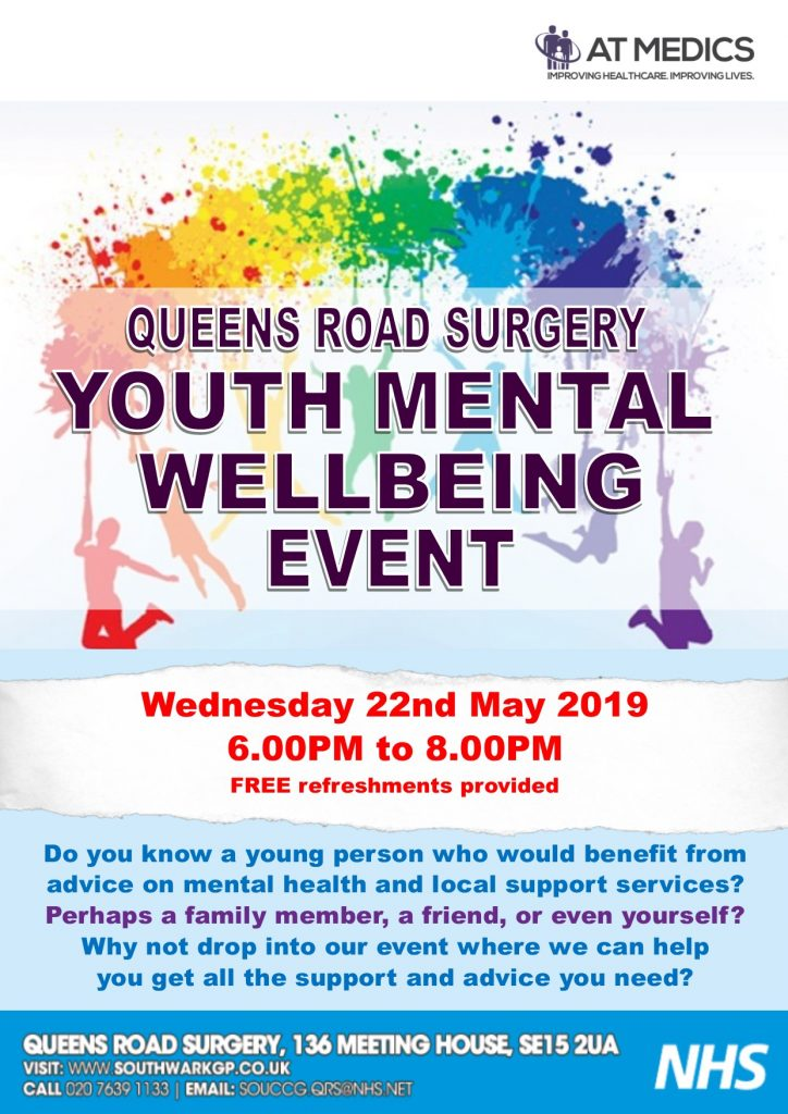 190515-youth-mental-wellbeing-event-queens-road-surgery
